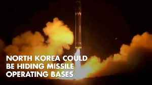 Is North Korea Hiding Missile Bases [Video]