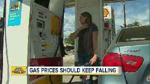 Gas prices should keep falling [Video]