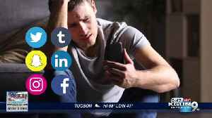 Limit social media use to 30 minutes per day [Video]