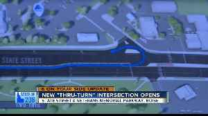 ACHD to open the new ThrU Turn intersection at State Street & Veterans Memorial Parkway [Video]