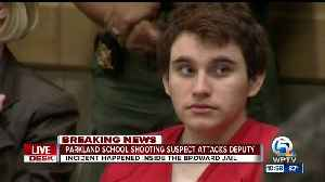 Nikolas Cruz accused of attacking Broward County deputy in jail, faces 3 new charges [Video]