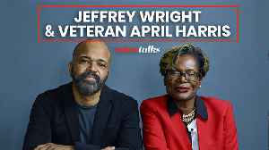"Jeffrey Wright on PTSD and veterans: ""There's a lot of work to do"" [Video]"