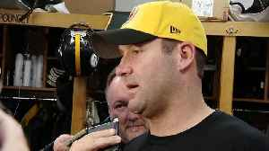Steelers QB Ben Roethlisberger: 'I Texted Le'Veon, Never Heard Back' [Video]