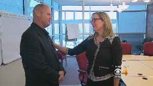 Reunion Brings Victim, Officer Together 25 Years After Attack [Video]