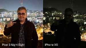 Night Sight: How Google's Pixel phone can take pictures in the dark [Video]