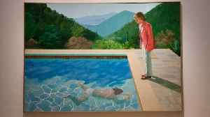 David Hockney Painting Expected To Shatter Major Auction Record