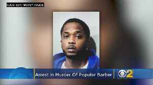 Suspect Arrested In Murder Of Chicago Bears Players' Barber Mike Carney [Video]