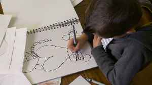 Five-Year-Old Utah Boy Sells Drawings to Raise Money for California Wildfire Victims [Video]