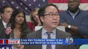 Andy Kim Declared Winner In Race For House In New Jersey [Video]