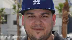 Rob Kardashian So BROKE He Moves Into Kris Jenner's Basement [Video]