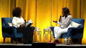Michelle Obama Kicks Off Book Tour In Chicago [Video]