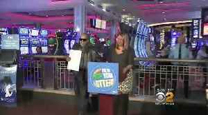 Harlem Man Collects Lottery Jackpot [Video]