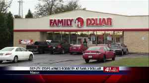 Two Men Wanted For Armed Robbery At Family Dollar [Video]
