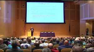 VIDEO: Safety of places of worship and faith-based schools discussed [Video]