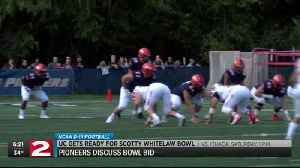UC Football excited for Scotty Whitelaw Bowl [Video]