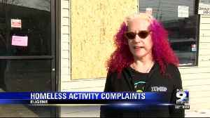 Property owner fed up with homeless in Eugene [Video]