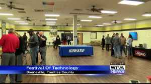 NEMCC hosts technology fest for students, educators [Video]
