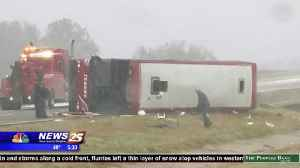 Two dead in tour bus crash in DeSoto County [Video]