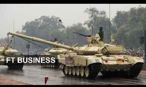 India's Mahindra sees future in defence and solar   FT Business [Video]
