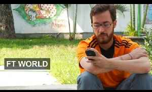 Venezuela: surviving via social media | FT World [Video]