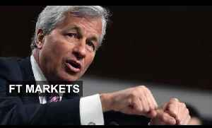 Dimon warns of volatility in next crisis | FT Markets [Video]