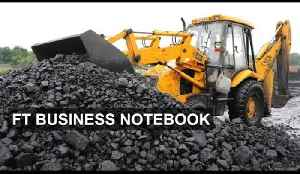 India's future built on coal   FT Business Notebook [Video]