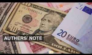 Falling currency reserves and Euro | Authers' Note [Video]