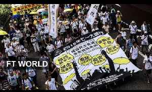 Hong Kong still marching for democracy [Video]