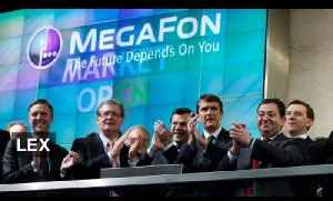 Megafon makes it to market [Video]