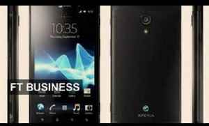 Sony unveils 'super' smartphone | FT Business [Video]