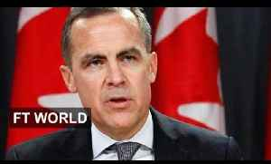 What awaits Mark Carney at the Bank of England [Video]