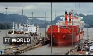 China to Build a Rival to Panama Canal | FT World [Video]