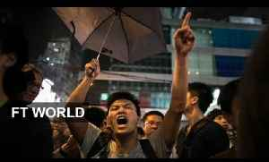 Hong Kong Protest 5: Violence in Mongkok [Video]