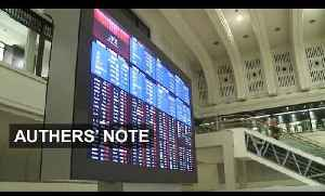Japanese stock market's wild week | Authers' Note [Video]