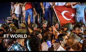 Turkey in chaos as Erdogan faces coup attempt | FT World [Video]