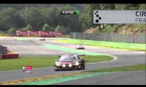 Blancpain Endurance LIVE: Spa, Belgium, 28th-29th July 2012 Watch Again- Part 3| GT World [Video]
