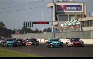 GT1 - Slovakia - Championship Race Watch Again 19/08/12 [Video]