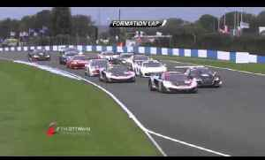 GT1-UK Donington Championship Event Highlights 30/09/12 | GT World [Video]