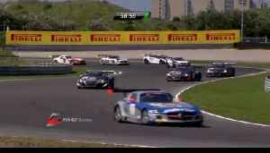FIA GT Zandvoort - Series Main Race - As streamed full show [Video]