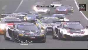 Blancpain Endurance Series - 1000k Nurburgring - 2013 - Watch Again - As Streamed. [Video]