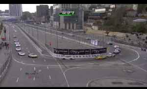 Blancpain Sprint Series - Baku - Event Highlights 2014 [Video]