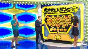 The Price Is Right - Spell Me A Win [Video]