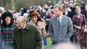 The Royal Family Doesn't Open Presents On Christmas Day [Video]