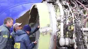 Southwest Airlines jet in deadly accident had engine with