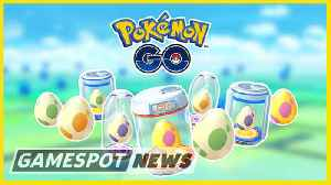 Pokemon Go's New Egg Hatching Event And Shiny Pokemon Now Available - GS News Update [Video]
