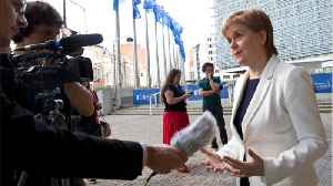 Draft Brexit Deal Bad For Scotland, Parliament Unlikely to Back [Video]