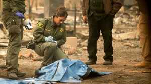 Death Toll In California Camp Fire Continues To Rise