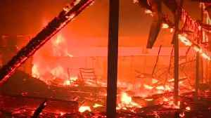 Challenges facing firefighters battling California's wildfires [Video]