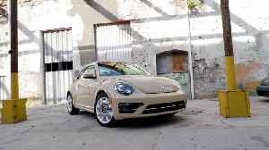 2019 Volkswagen Beetle Convertible Final Edition Design [Video]
