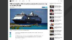 Authorities Probe After American Woman Dies On Princess Cruises Ship
